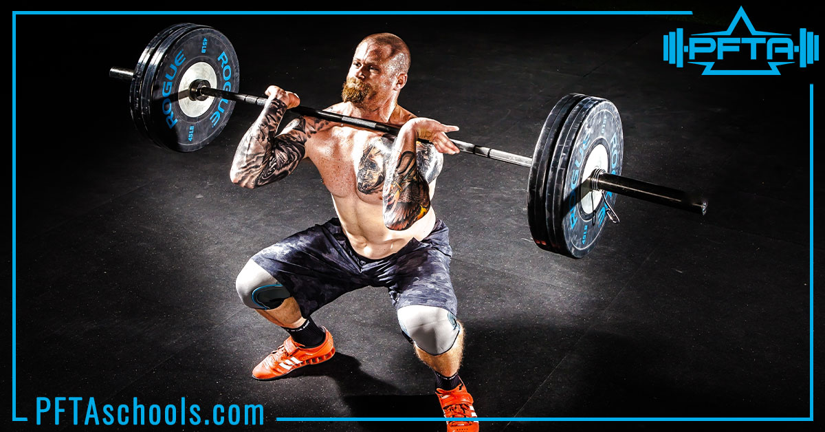 Build Muscle Burn Fat With The Front Squat